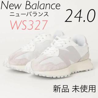 ニューバランス(New Balance)のニューバランス ws327 24センチ(スニーカー)