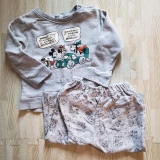 BREEZE - BREEZE パジャマ 長袖 90