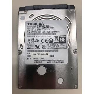 東芝 - 東芝 2.5インチ SATA HDD 500GB