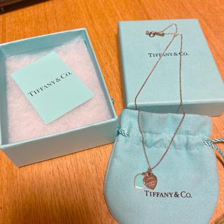 Tiffany & Co. - Tiffany ティファニー ネックレス ティファニー ダブルハートネックレス