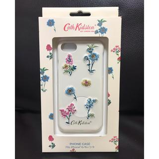 キャスキッドソン(Cath Kidston)のキャスキッドソン iPhone6/6s/7/8 ケース(iPhoneケース)