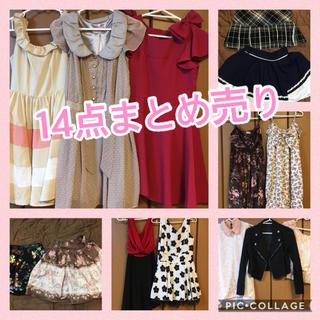 リズリサ(LIZ LISA)のお洋服まとめ売り(セット/コーデ)