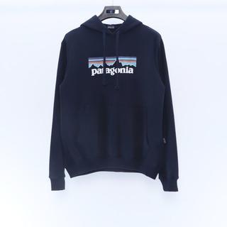 パタゴニア(patagonia)の新品 Patagonia フード付き XLサイズ  ブルー (パーカー)