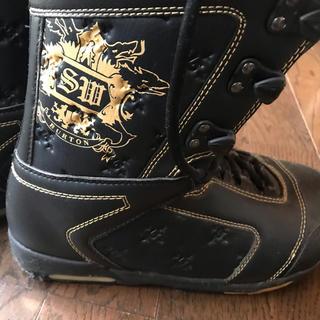 バートン(BURTON)のバートン Burton ブーツ ショーンホワイト 限定品 JP26.5cm 送込(ブーツ)