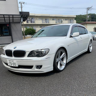 BMW - BMW E66 750Li 左ハンドル ローダウン