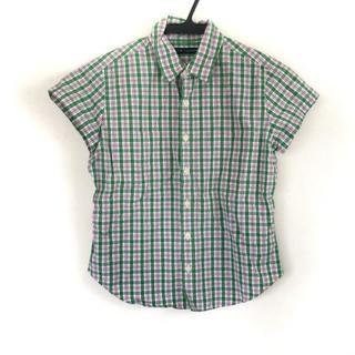 ラルフローレン(Ralph Lauren)のラルフローレン 半袖シャツブラウス 7 S(シャツ/ブラウス(半袖/袖なし))