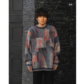 SUNSEA - YOKE 20aw PAUL JACQUARD CREW NECK【新品】