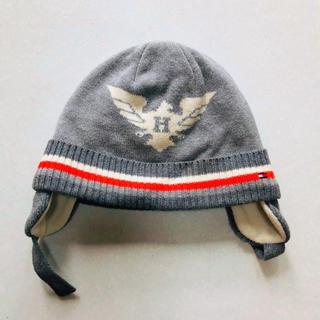 トミーヒルフィガー(TOMMY HILFIGER)のトミーヒルフィガー ニット帽(帽子)