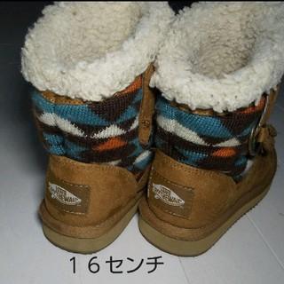 VANS -   10/23まで限定値下げ  VANS  ブーツ  16cm