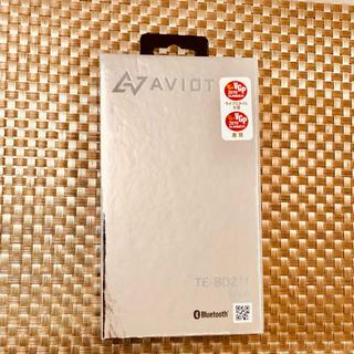 アヴォイド(Avoid)のAVIOT TE-BD21f bluetoothイヤホン ワイヤレスイヤホン(ヘッドフォン/イヤフォン)
