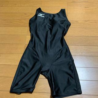 ミズノ(MIZUNO)のMIZUNO  女児 競泳水着 170センチ(L)サイズ パッド入り(水着)
