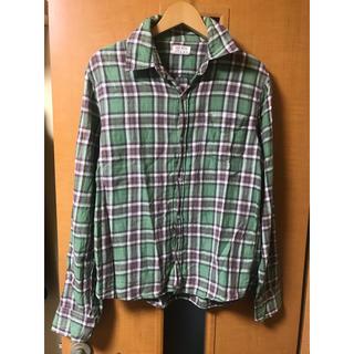 クリフメイヤー(KRIFF MAYER)のKRIFF MAYER クリフメイヤー チェックシャツ M(シャツ)