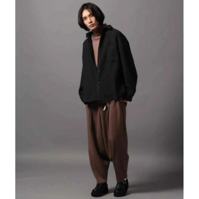 HARE(ハレ)のBIGブークレシャツ(HARE) 定価 11000円 メンズのジャケット/アウター(その他)の商品写真