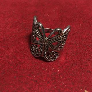 蝶々リング(リング(指輪))