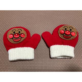 アンパンマン(アンパンマン)のアンパンマン 笛入りミトン 手袋(手袋)