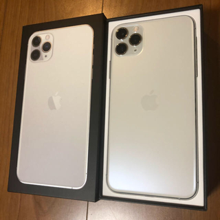 iPhone - iPhone11 pro max 64GB ホワイト
