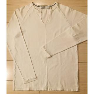 シップス(SHIPS)のシップス ラグランスリーブカットソー 長袖(Tシャツ/カットソー(七分/長袖))