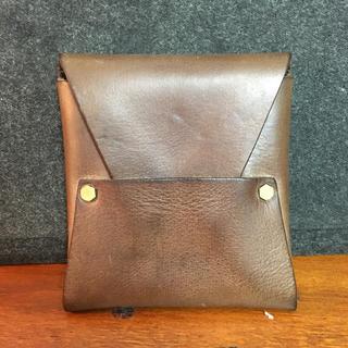 ツチヤカバンセイゾウジョ(土屋鞄製造所)のラクリエミニウォレット(折り財布)