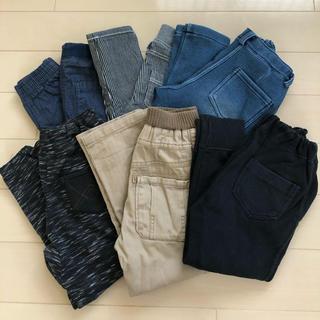 男の子 パンツ(長ズボン) 6本セット 110サイズ