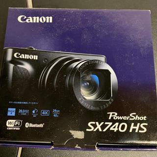 Canon - Canon sx740 シルバー