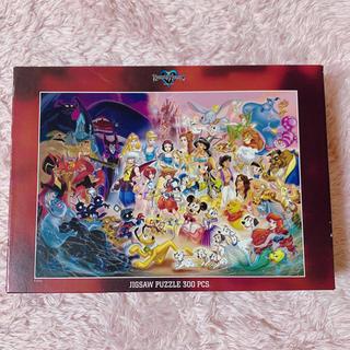 ディズニー(Disney)のジグソーパズル/キングダムハーツ(その他)
