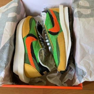Nike Sacai LDWaffle BV0073-300 27CM(スニーカー)