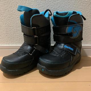 バートン(BURTON)のBURTON Grom バートン ジュニア用スノーボードブーツ 20cm(ブーツ)