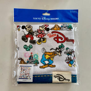 Disney - ディズニーリゾート ウォッシュタオル