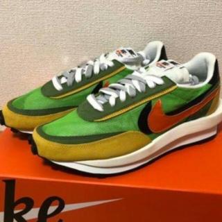 Nike Sacai LDWaffle BV0073-300  27.5CM(スニーカー)
