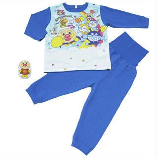 バンダイ(BANDAI)の新品✨アンパンマン 光るパジャマ ⭐️95センチ 男の子 キッズ ベビー 部屋着(パジャマ)