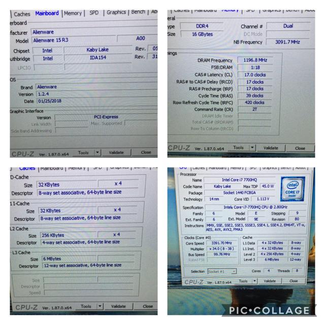 DELL(デル)のDELL Alienware 15R3 ゲーミングPC おまけ付き スマホ/家電/カメラのPC/タブレット(ノートPC)の商品写真