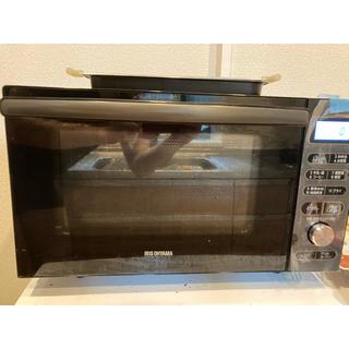 アイリスオーヤマ(アイリスオーヤマ)のアイリスオーヤマ オーブンレンジ MO-F1805-B(電子レンジ)