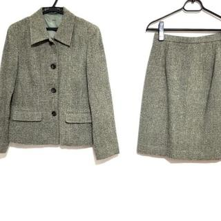 ニューヨーカー(NEWYORKER)のニューヨーカー スカートスーツ 9AR S美品 (スーツ)