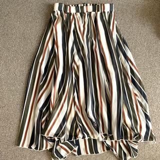 heather - Heathr ストライプスカート