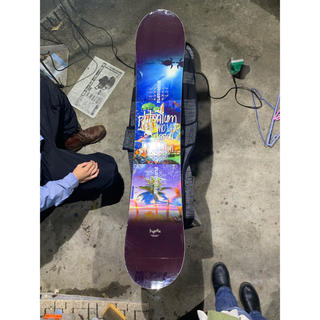 スノーボード 板 プルトニウム(ボード)