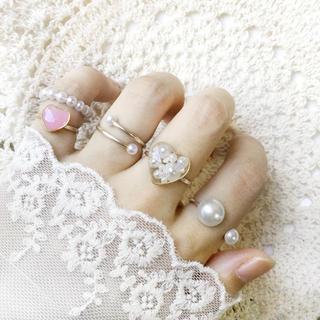 指輪セット【100-Ec】ワイヤーリング(リング)