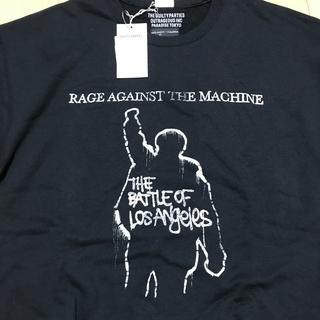 ワコマリア(WACKO MARIA)のRAGEAGAINSTTHEMACHINEレイジアゲンストザマシーン(Tシャツ/カットソー(七分/長袖))