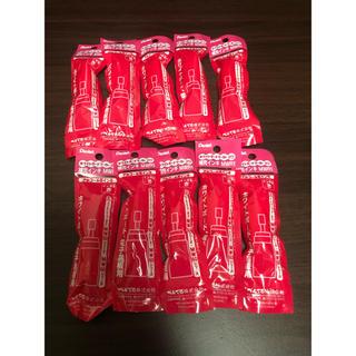 ペンテル(ぺんてる)のペンテル ホワイトボードマーカータフ赤色10本(ペン/マーカー)