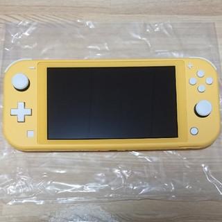 Nintendo Switch - 美品‼️任天堂 Switch Lite イエロー❗