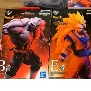 ドラゴンボール(ドラゴンボール)のドラゴンボール 一番くじ B賞  ジレン  E賞 超サイヤ人3 フィギュア(キャラクターグッズ)