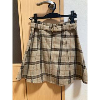 dazzlin - ダズリン スカートに見えるズボン♡