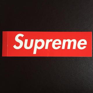 シュプリーム(Supreme)のSupreme sticker (その他)