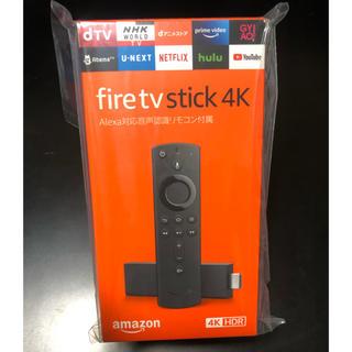 amazon fire tv stick 4K 新品未使用品(その他)