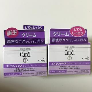 キュレル(Curel)のキュレル  エイジングケア シリーズ クリーム とてもしっとり 2点(フェイスクリーム)