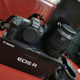 canon EOS R レンズセット