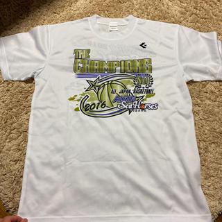 コンバース(CONVERSE)のシーホース 三河 2016年優勝記念Tシャツ(バスケットボール)