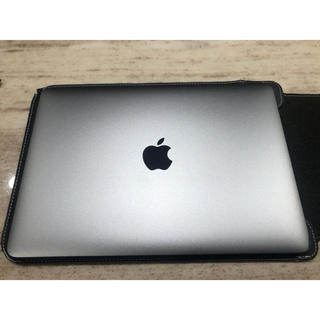 Mac (Apple) - Macbook スペースグレー Core m3