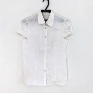 アナイ(ANAYI)のアナイ ノースリーブシャツブラウス 38 M(シャツ/ブラウス(半袖/袖なし))