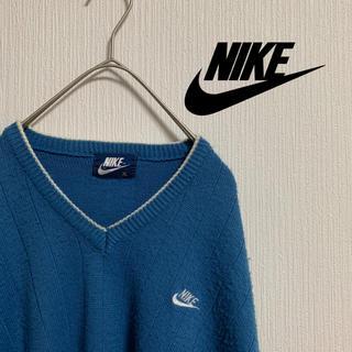 ナイキ(NIKE)の【80s】NIKE ニット XL(ニット/セーター)