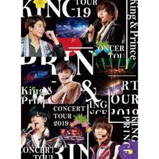 King & Prince/CONCERT TOUR 2019 初回限定 DVD